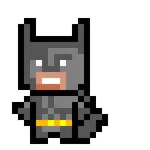Minecraft Pixel Templates Batman by Pixel Batman By Imbetterthanallofyou On Deviantart