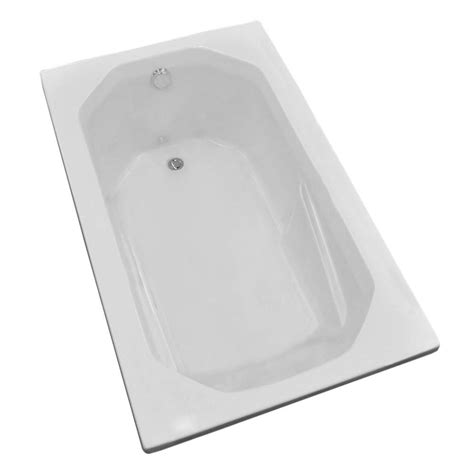 onyx bathtub american standard evolution 5 ft acrylic reversible drain