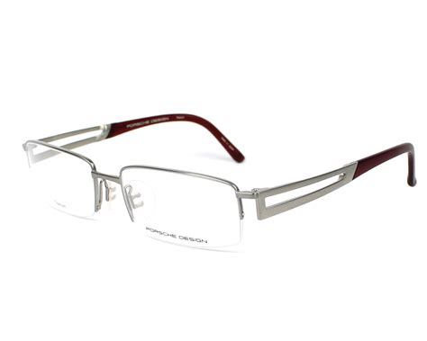 Porsche Design Brille by Porsche Design Brille P 8703 S1 C Silber Visionet