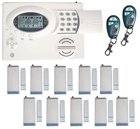 china wireless home alarm system with home appliance