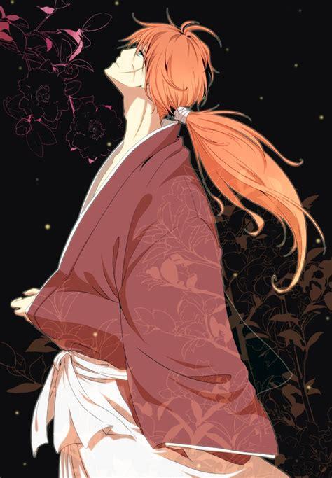 kimono pattern pixiv himura kenshin 550273 zerochan