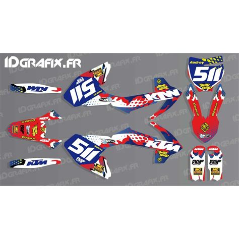 Ktm Sx 50 Aufkleber by Kit D 233 Coration 100 Perso Ktm Sx 50 65 85 Kit Deco Ktm
