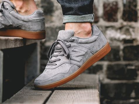 Sepatu Sneakers New Balance Ct 288 la new balance grey le buzz de rouen