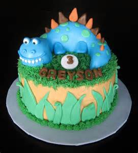 custom cakes by julie dinosaur cake iii