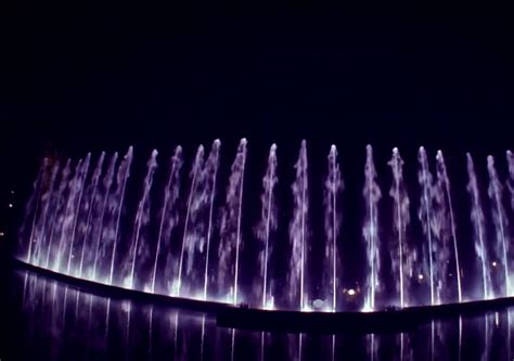 design effect kish kish dancing fountain forme d acqua