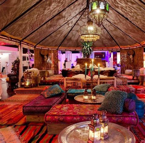 style your home with bohemian d cor chiccasa diary bohemian style decor marrakech setting beautiful indoors