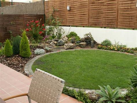imagenes de jardines y patios pequeños decoraci 243 n de jardines y patios peque 241 os