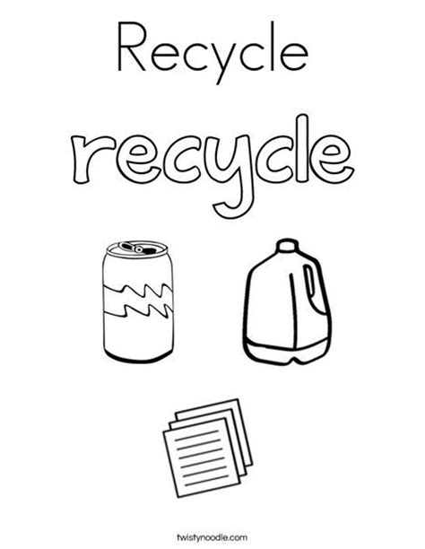 recycle coloring pages preschool 20 best images about earth day coloring pages worksheets
