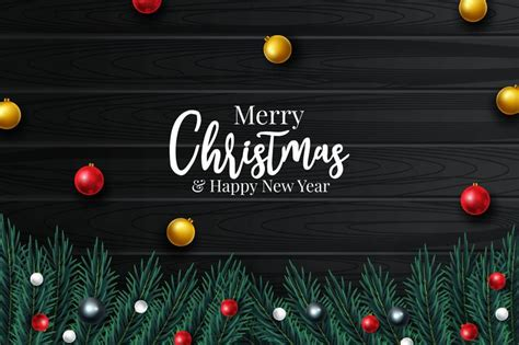 merry christmas  happy  year  greeting card   vectors clipart graphics
