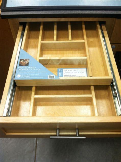 double layer drawer organization  tool drawer junk