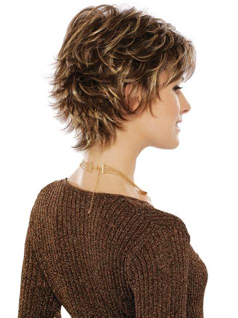 sh ort wigs back view estetica designs heidi wig capless short layered pixie
