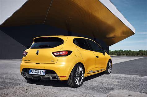 Novo Renault Clio 2017 Renault Clio Rs Unveiled Along With Clio Gt Line