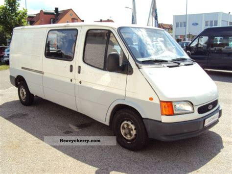 Ford Transit 1997 Model ford transit 1997 review