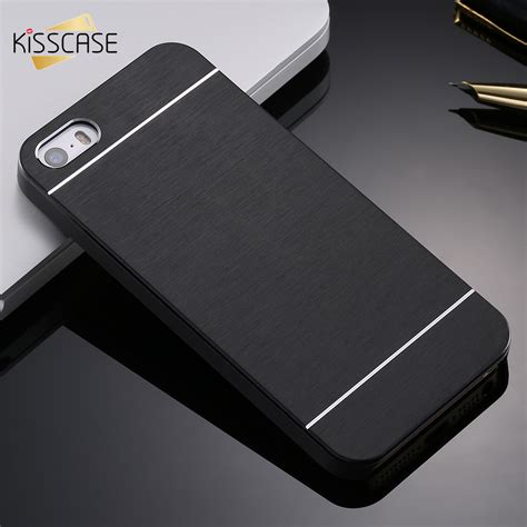 Motomo Hybrid Iphone 4 4g 4s Hardcase Metal Shock Murah 1 kisscase 4 4s deluxe aluminum metal brush for iphone