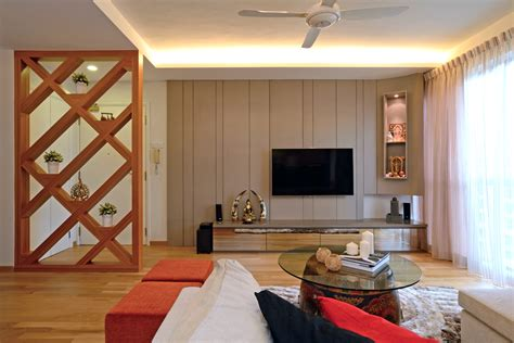Interior Design Ideas For Small Indian Homes by Cozy Modern Home In Singapore Developed For An Indian