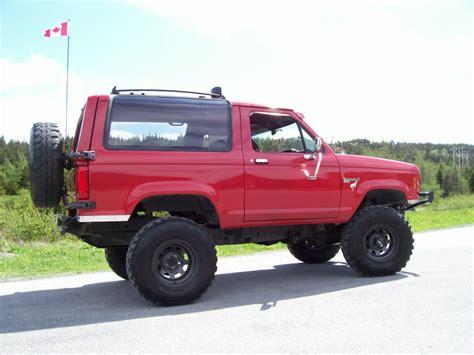 1986 ford bronco ii pictures cargurus