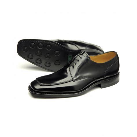 tie shoes loake 258b polished apron tie shoe footwear from gibbs