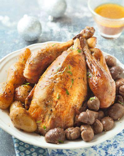 cuisiner le chapon recettes de chapon de no 235 l 192 table noel