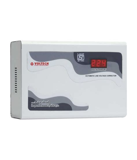 Ac Isi Air voltech isi v digital voltage stabilizer for air