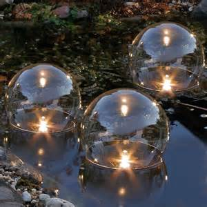floating pool lights solar 19 best images about pond lights on pinterest gardens