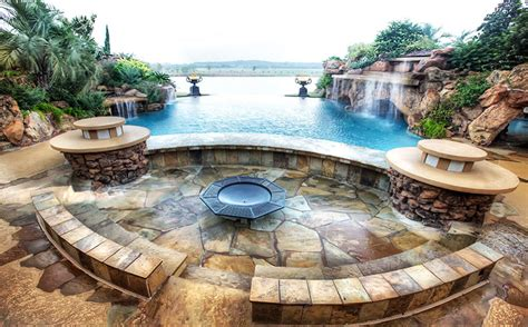 Backyard Paradise Pools Backyard Paradise 30 Spectacular Pools That Will Rock Your Senses2014 Interior Design