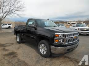 2015 chevrolet silverado 1500 4x4 lt 2dr regular cab 8 ft