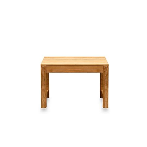 2 foot bench buy charleston 2 foot backless bench in natural from bed bath beyond