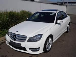 Used Mercedes C180 2013 Mercedes C180 Be Avantgarde A T For Sale Not