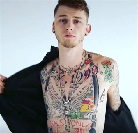 machine gun kelly mgk pinterest
