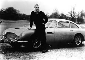 Aston Martin Connery Bond Blueprints For Gadget Packed Aston Martin Up For