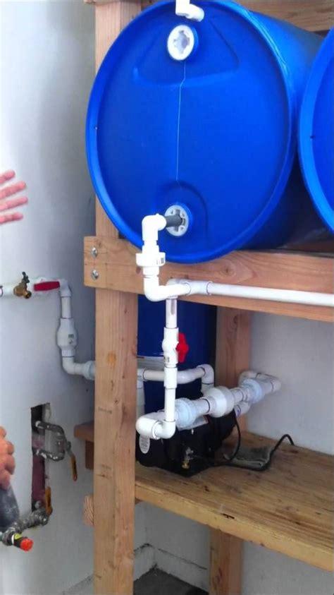 images  water barrel storage  pinterest