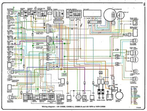 6140d1384369638 1979 honda cx500d wiring diagram color