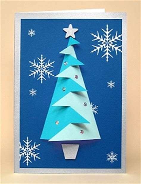 3d tree card template 3d card craft card templates by card carousel