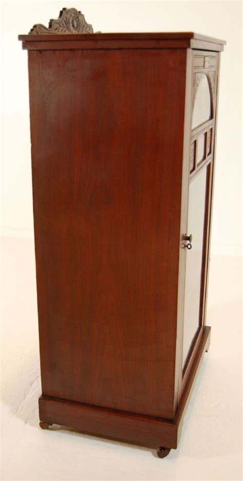 antique sheet cabinet cupboard display 1901