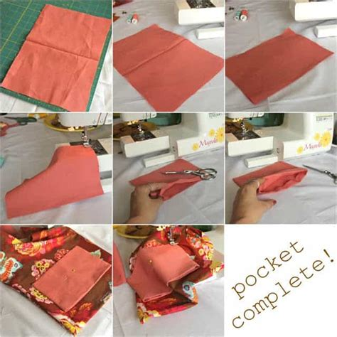 How To Make Handmade Clutches - diy fold clutch pretty prudent