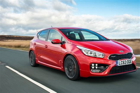 Kia Ceed Automatic Review Kia Cee D Gt Review Auto Express