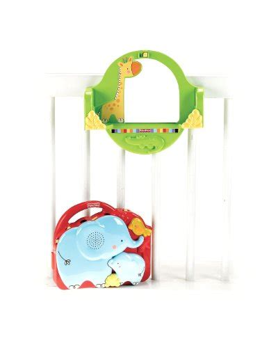 Crib Projector Soother by Fisher Price U Zoo Crib 039 N Go Projector Soother