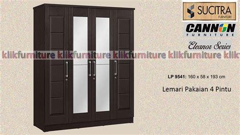 Lp 9540 Lemari 4 Pintu Eleanor Sucitra lp 9541 lemari 4 pintu cermin eleanor sucitra