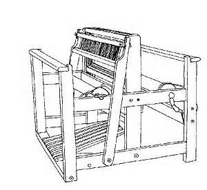 Floor Loom Plans Alfa Img Showing Gt Parts Of A Floor Loom