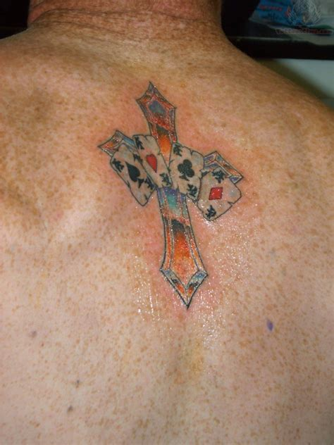 colorful cross tattoos cross tattoos and designs page 128