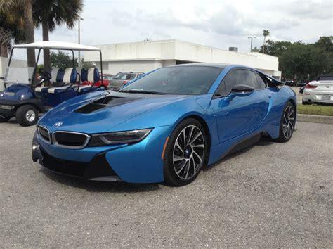 blue bmw i8 next bmw i8 reported to get range power boost