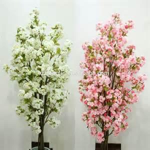 wedding decorative artificial fake indoor cherry blossom
