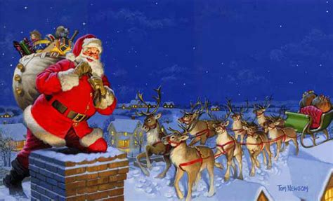 saint nicholas and santa claus santa claus now a days