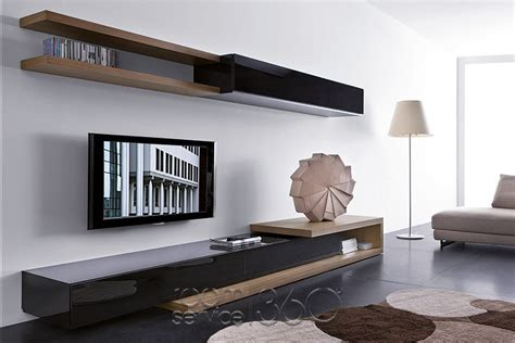 Dining Room Wall Units any suggestions on a modern low profile tv media console