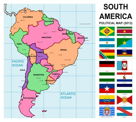 america map facts south america alternate map by leoninia alternate