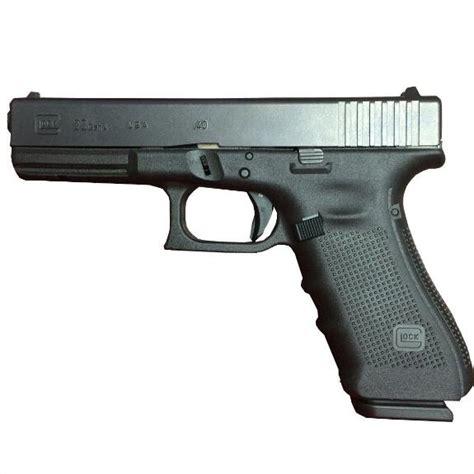 glock 22 semi auto pistol glock 22 gen4 semi auto pistol 40 s w 4 48 quot barrel