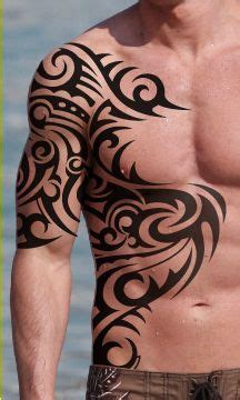 half body tribal tattoos best 25 tribal tattoos ideas on