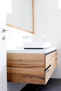 Solid timber vanities bringing warmth to your bathroom