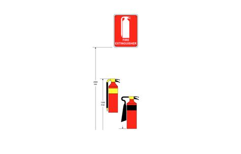 fire extinguisher height correct installation of fire extinguishers as2444 sydney nsw