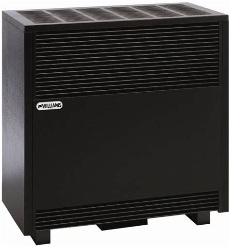 williams vented room heater williams 5001921a 50 000 btu console vented room heater with blower propane ebay